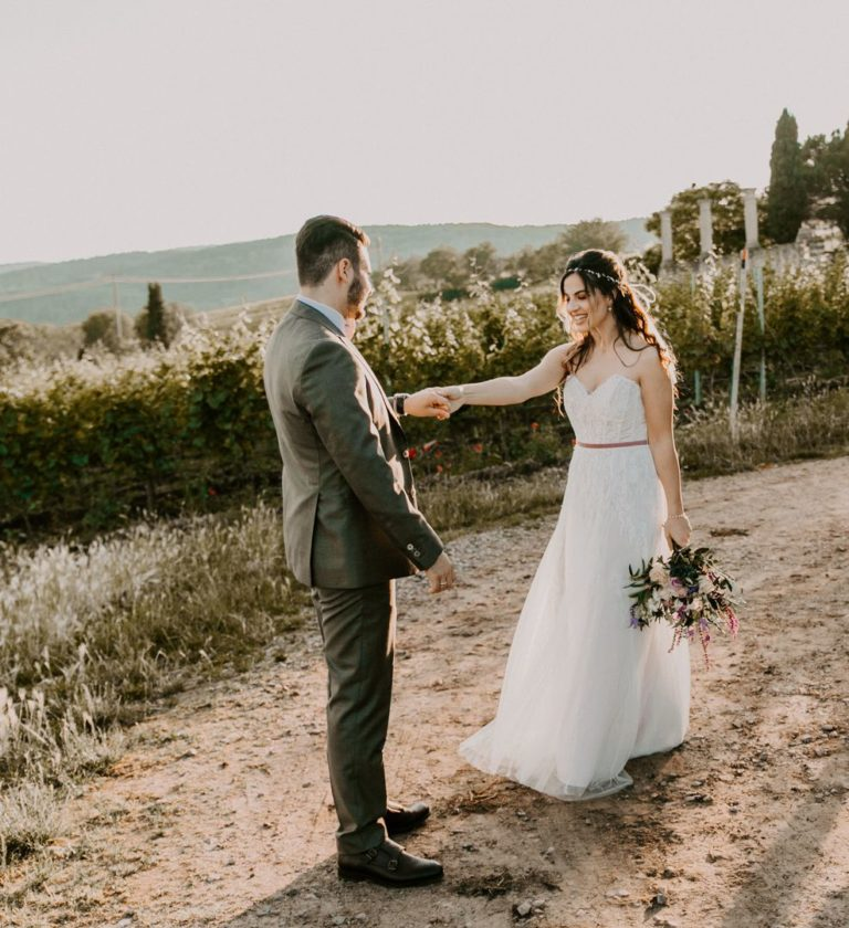 Hochzeitskleider für Gartenhochzeit