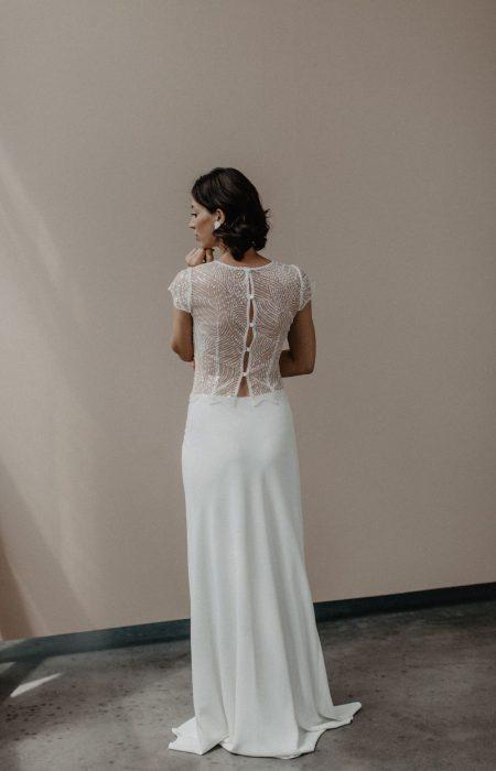 Wir lieben clean, sag ja zu Mein Brautkleid